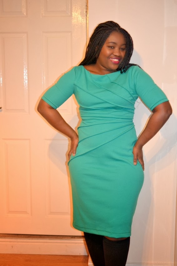 Minerva Crafts Blogger Network: Butterick 5559 sheath dress