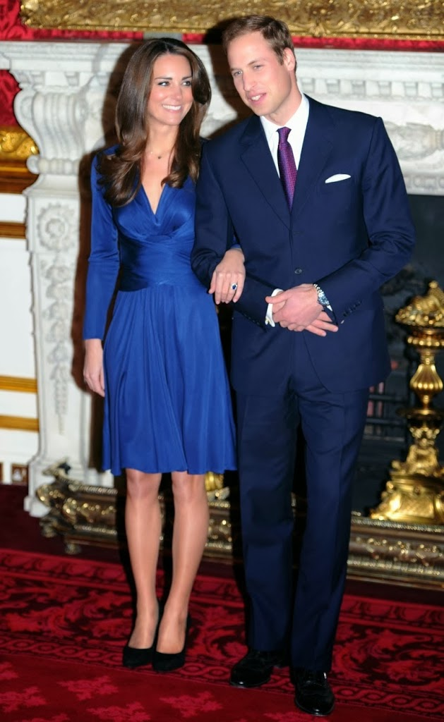 Make your own Catherine Middleton engagement dress