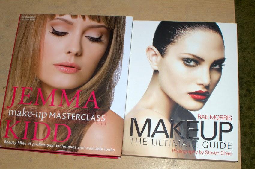 Beauty: Makeup books